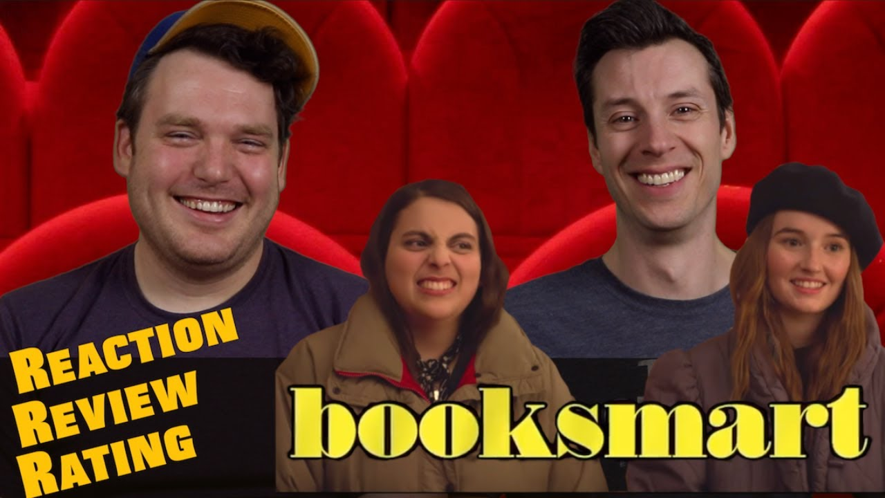 Booksmart - Red Band Trailer Reaction/Review/Rating