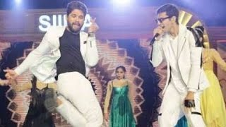 Allu Arjun SIIMA Award Dance HD