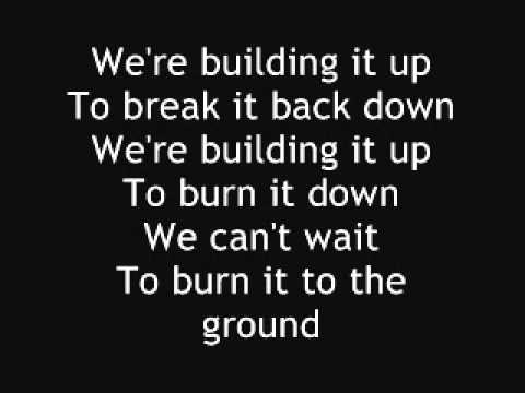 Linkin Park - Burn It To The Ground Lyrics