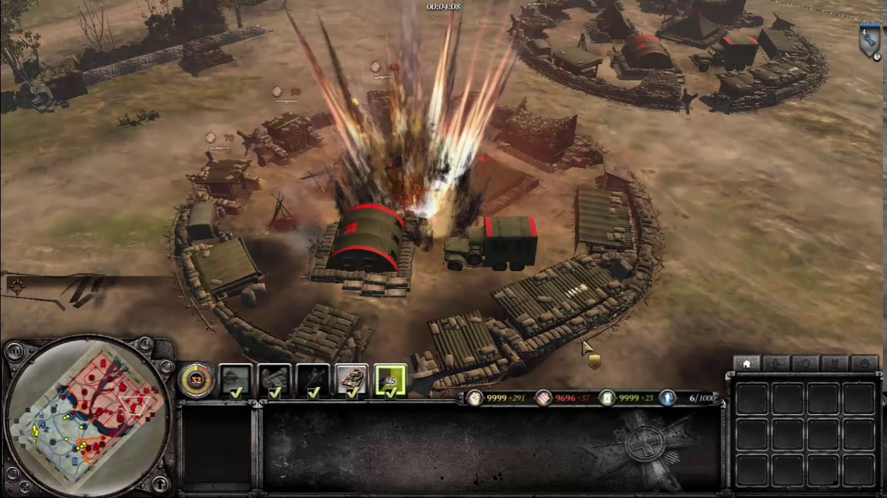 Como Chetar No Company Of Heroes 2 Sem Cheat Engine Youtube