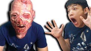 NTN - Phát Hoảng Với  Chiếc Mặt Nạ Zombie 20 Triệu VNĐ ( Zombie Mask 1000$ )