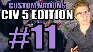 EU4 Custom Nations: [CIV 5 Edition] AI Only - The Cossacks Gameplay - Part 11