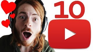 10 CHAINES YOUTUBE QUE J'ADORE ! thumbnail