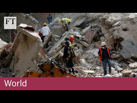 Hundreds dead as earthquake hits Mexico | World