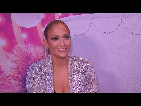 Jennifer Lopez Reacts to Possibly Performing at the 2020 Super Bowl Halftime Show! (Exclusive)