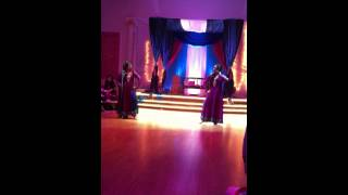 Nouman & Shaza - Mehndi Dance 2013
