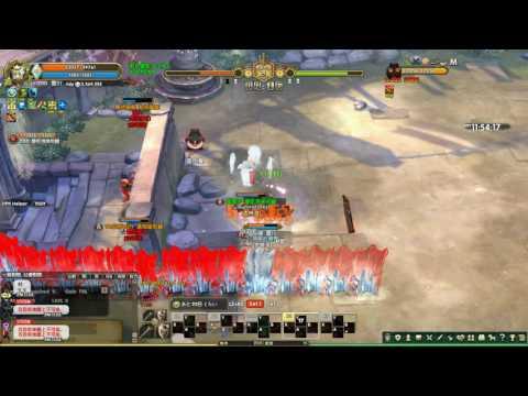 [TOS]Fencer C3 PVP 2v2#85 with Sage vs Hunters