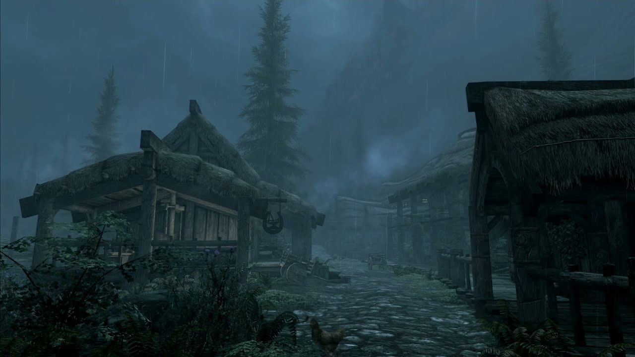 Skyrim Mods: Epic Crispy Graphics (PS4/XBOX1)