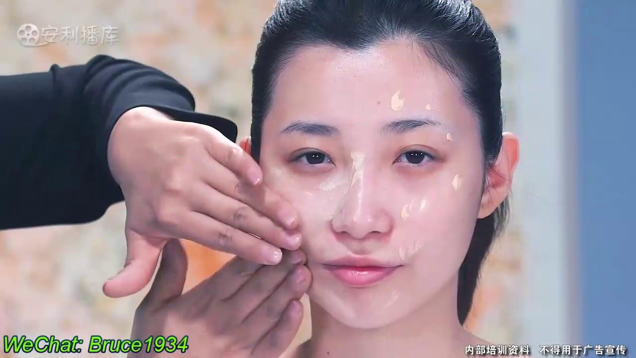 教您轻松掌握自然裸妆和职业妆容的化妆技巧 -整体妆容(上) #化妆技巧