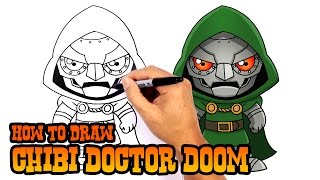 How to Draw Doctor Doom | Legion of Doom Video