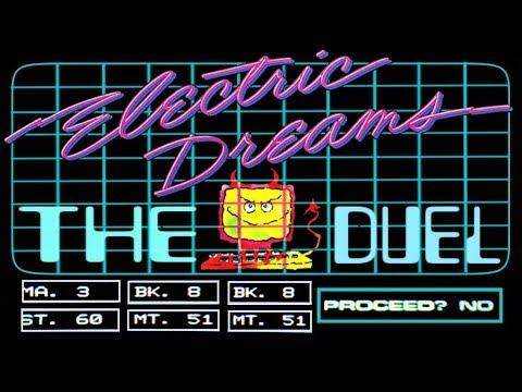 Giorgio Moroder - The Duel (Film Version) *1984* [Electric Dreams Soundtrack]