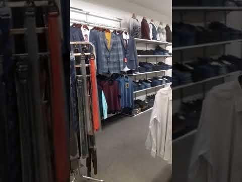 Открылся магазин мужской одежды по адресу Keskvaljak 6  KAUBAKESKUS ( ТЕ LE 2).