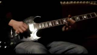Instrumental Guitar Solo Improvisation - Ballad
