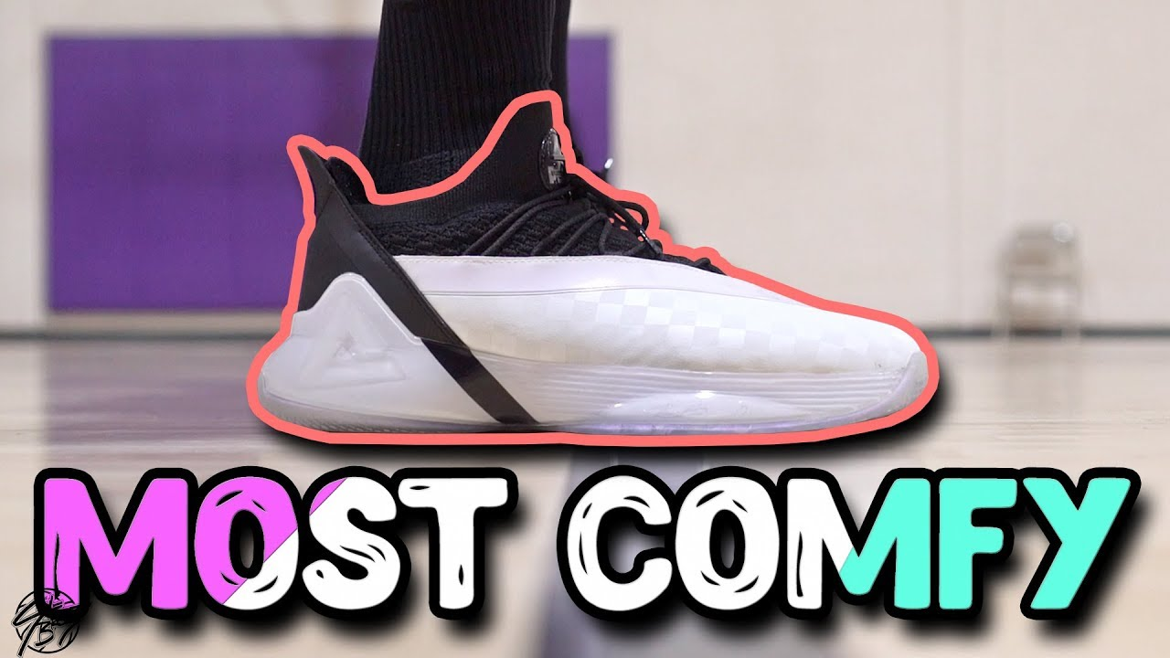 Most Comfortable Basketball Shoes 2019