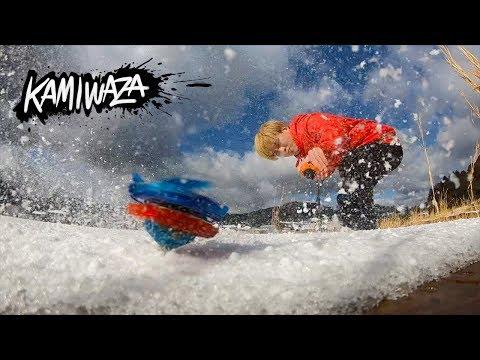 ベイブレード神業集2 | KAMIWAZA  (Beyblade Burst Trick Shots2)