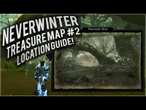 Neverwinter: River District Treasure Map Location #2