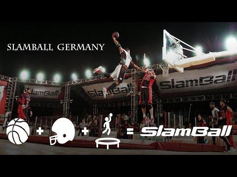 Slamball in Deutschland - Wo gibt es eine Halle?