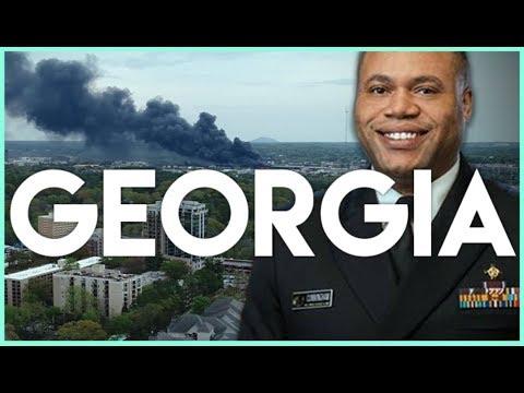 Something Strange Is Happening in Georgia