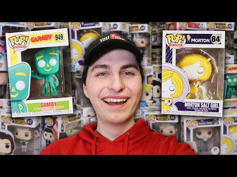 My Biggest Funko Pop Hunt Of 2020!