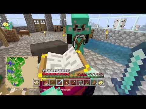 Minecraft ps4 # 2