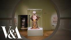 Exhibition – Kimono: Kyoto to Catwalk / Curator Tour (1 of 5)