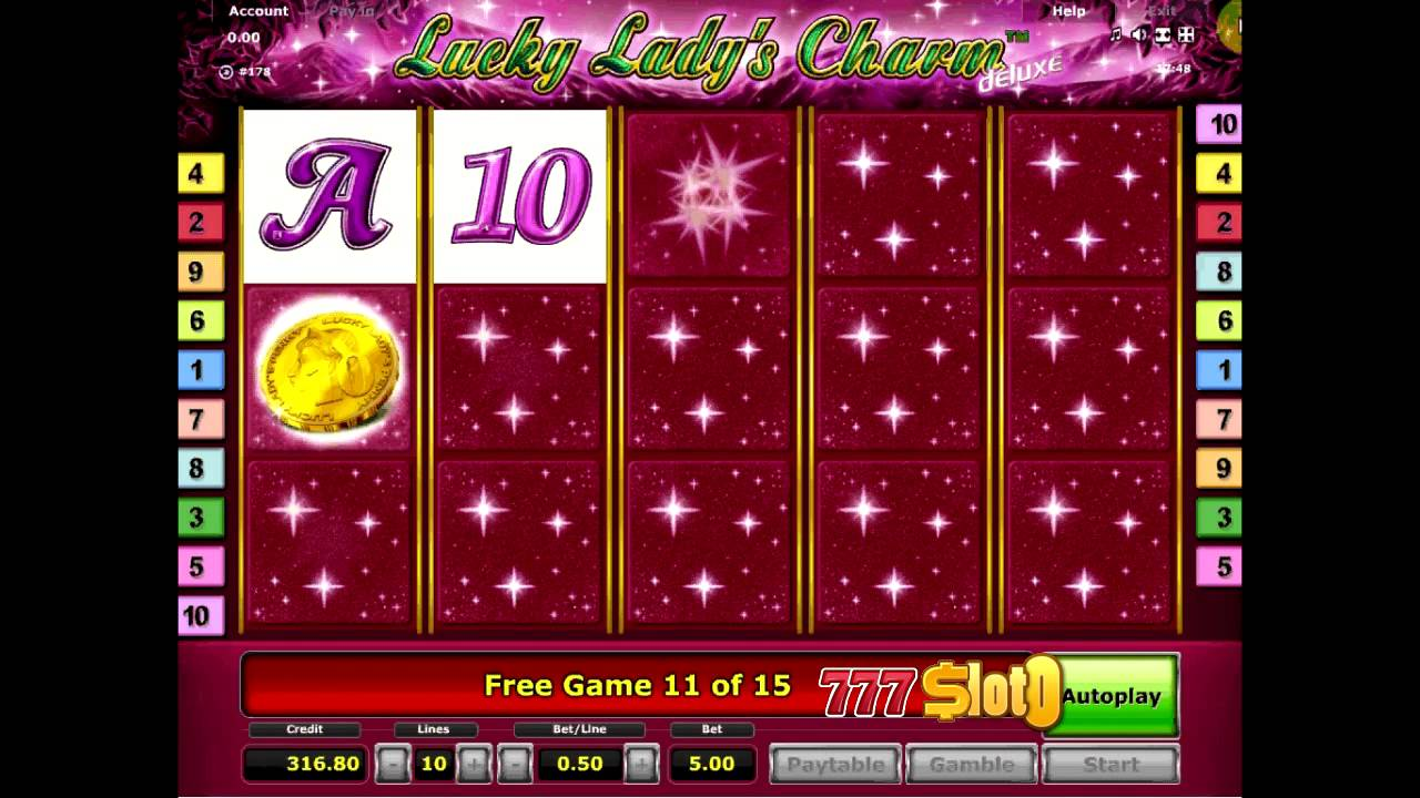 Free Slot Lucky Lady