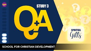 Q&A | SPIRITUAL GIFTS | SFCD | Apostle A.B. Prince | Marpe Assembly