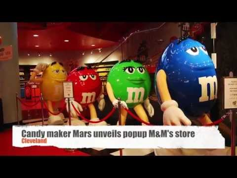 M&M's World candy store to open in Cleveland TN near Mars plant