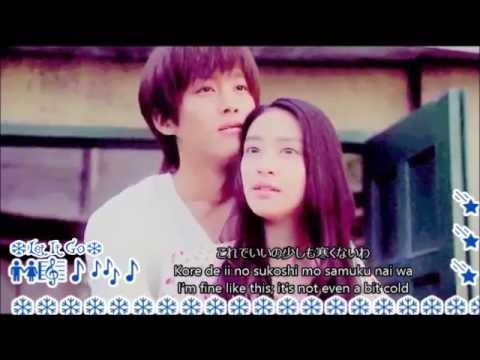 "Let It Go-- "" Ari No Mama De"" by May.J... japanese version MV with lyrics"