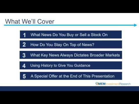How To Trade Stocks On News With Mary Ellen McGonagle