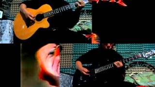 Cover Guitar Megadeth Silent Scorn