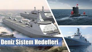 Türkiye'nin 2019 Yılı Deniz Sistemleri Hedefleri (İnanamayacaksınız!)