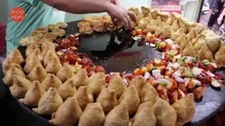 Samosa Chaat Spicy Chat Masala - De...