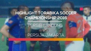 Video Gol Pertandingan Persib Bandung vs Persija Jakarta