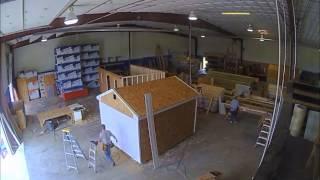 Www.bylerbarns.com - 1-888-337-1190 - Shed Construction