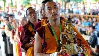 В Дхарамсале отметили День демократии тибетцев (новости)