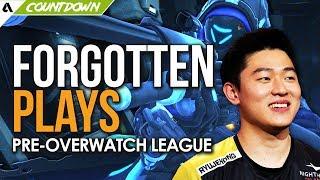 Top 5 Forgotten Pro Overwatch Plays: Pre-Overwatch League