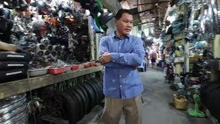 Cambodia's AEON Mall BIGGEST in Phnom Penh
