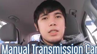 Paano mag drive ng manual transmission car. Easy way first step