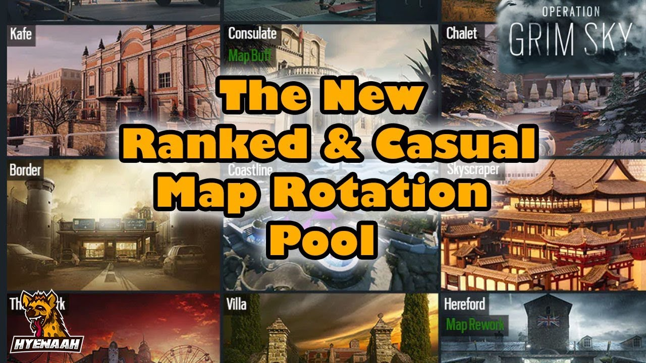 r6 ranked casual map rotation change operation grim sky