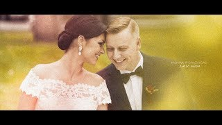 Monika & Gražvydas - Gruvi Media vestuvių filmavimas 2016