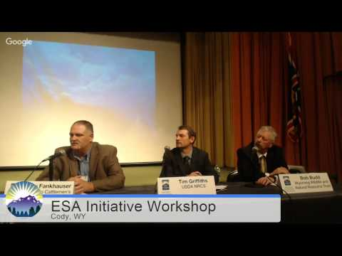 Roundtable: Innovative Conservation Practices and Tools
