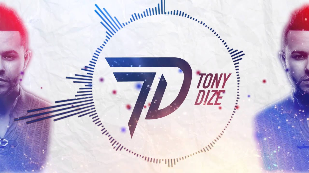Tony Dize - Super Héroe [Lyric Video]
