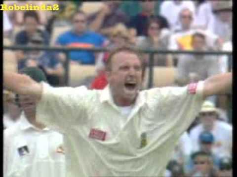 16 best Allan Donald clean bowled dismissals, PURE SPEED!