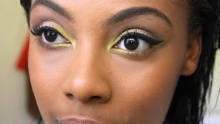 Reinvented Bright Eyeshadow Look Thumbnail