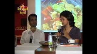 Gul Panag launches Samar Halarnkar