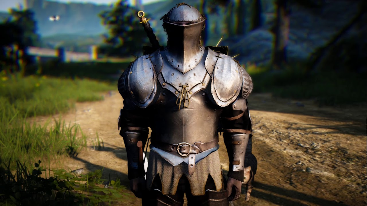 Serendian Soldier Outfit (Warrior) - Black Desert Online