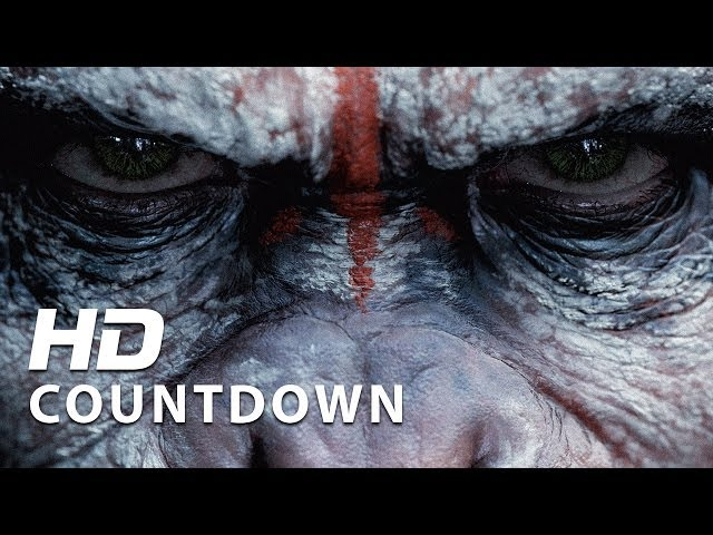 Dawn of the Planet of the Apes | 2 Days to Go Trailer Countdown | Clip HD