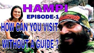 HAMPI- remains of a big tragedy-EPISODE-1(MALAYALAM TRAVEL VIDEO) KARNATAKAಹಂಪೆ