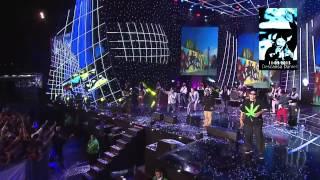 Homenaje a Mc Browen Especial Shamanes Crew ft Zalo Reyes - Viva Dichato 2013